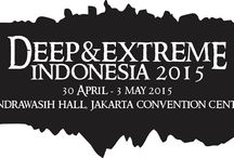 DEEP & EXTREME Indonesia / Diving, Watersports, Adventure Travel, Outdoor Adventure, Extreme Sports, Ecotourism Exhibition