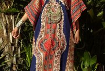 CAFTANS / LOOSE FLOWING STYLE AND COMFORT.....