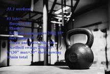Chalange workout