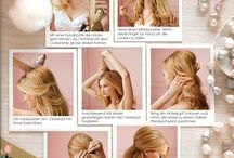 Frisur - hairstyle