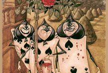 Alice csodaországban és tükörországban