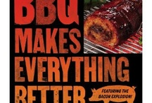 BBQ Books  / by Diva Q