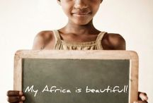 ☮ Africa ☮ / africa style