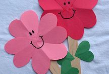 February Crafts for Kids / by Encore Banners