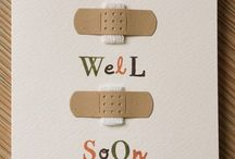 Get well soon cards & gifts