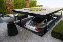 Carport and Parking
