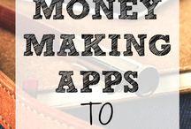 Side Hustle / Ways to make money on the side. Side income.