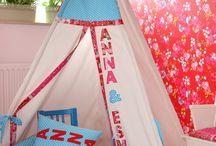 KEKKEKIDZ: TIPI'S & TENTEN / Urenlang speelplezier voor peuters en kleuters met deze gave tipi's & tenten van Kekkekidz! (tipi, teepee, wigwam, indianentent, speeltent, kindertent)