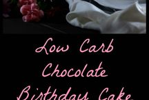 Low Carb Cheesecakes & Cakes
