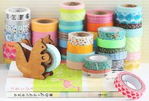 Washi Tape Cards and Ideas