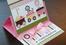 baby cards / by Tina Chambers Huggins