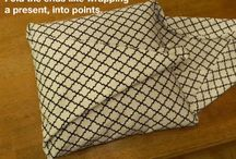 No sew pillow cover / No sew pillow cover
