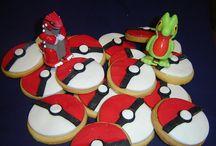 Pokemon Cakes/Cookies