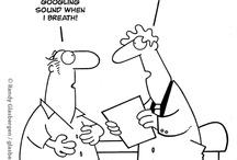 Funny Social Media Cartoons!