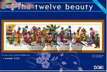 the twelve beauty
