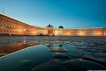 St.Petersburg, Russia / One of the most beautiful cities of the world
