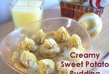 Christmas Desserts / Delectable Christmas desserts, cakes, pies, puddings and sweet treats.