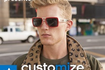 adidas Customize Eyewear / les lunettes adidas à customiser : en vente exclusivement sur evioo.com ! Ta lunette, ton style !