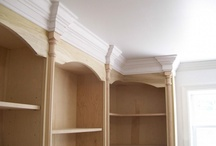 Bookcases/Built-Ins
