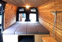 Van fit out ideas