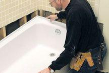 Bath instalation