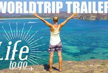 Weltreise Videos / Hier findest du alle Videos zu unserer Weltreise, welche am 18.08.2015 gestartet ist. Viel Spaß auf unserer gemeinsamen Reise!