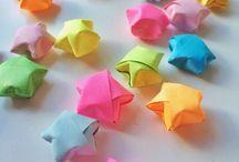 Origami / Origami yapmak zordur ama denemeğe değer resimlerde gördüğünüz gibi
