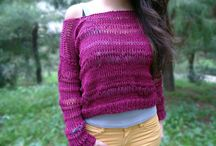 Knit tops/sweaters