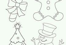 Crăciun ornamente