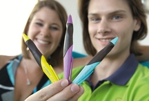 @university / Making writing easier, favouring a correct posture, protecting against cramp and premature tiredness: all these reasons and more explain why STABILO develops pens and pencils that favour success and fun while writing.