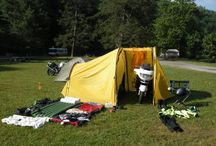 Camping / When I got camping, I love to take the best gear. Make sure you check out this board to.