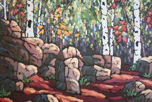 Acrylic WoodB