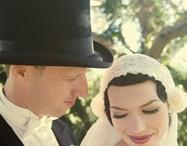 Vintage Weddings / I Thee Wed.......
