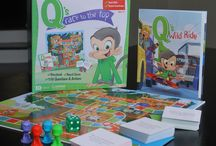 EQtainment / Our mission is to make practicing emotional intelligence fun and affordable.