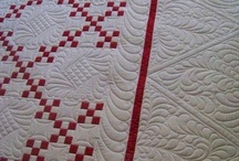 Quilts - Quilting / by Lindee Miller Goodall