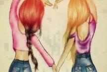 love bff´s