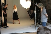 Behind The Scenes- SS16 Photoshoot / Take a look behind the scenes as we shoot our SS16 Collection!