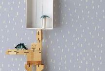 Papeles pintados para niños / Papeles pintados para las habitaciones de los niños