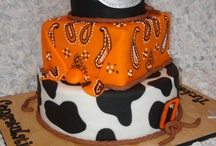 Cake Ideas / by Julie Case