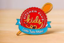 Recipe-Discovery Collection for Kids / The Kitchen Club Kids® recipe-discovery collection celebrates learning, family fun and sharing through tales of cooking. It is ideal for early childhood development!