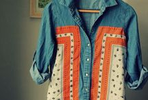 vintage upcycling