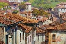 Pinturas brasileiras / by Clovis Bombardelli
