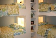 Bedrooms / by Lori Alford
