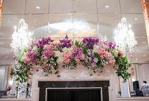 Mantle florals