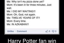 Harry Potter FTW