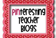 Pinteresting Teacher Blogs / Teacher blogs that I follow and love-leave a comment if you have one you love too!