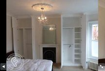 Bedroom alcoves