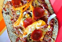 Pizza / by Anastasia Cossette