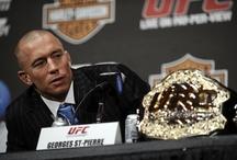 UFC / by Nicole Hall