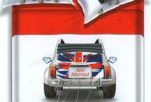 Idea Regalo! / Completo lenzuola Matrimoniale
